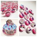 Violetta taart