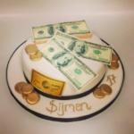 Dollar taart