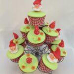 Kabouter cupcakes